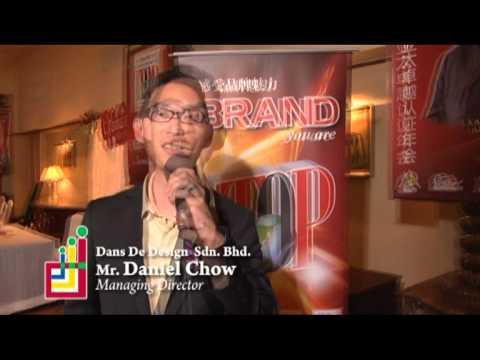 Dans De Design Sdn Bhd - 10th Asia Pacific Excellence Brand International Certification Winners