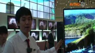 LG Electronics to showcase its INFINIA Full LED 3D TV