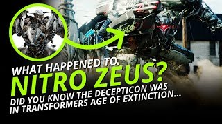 Transformers: Nitro Zeus Was In Age Of Extinction! 😵
