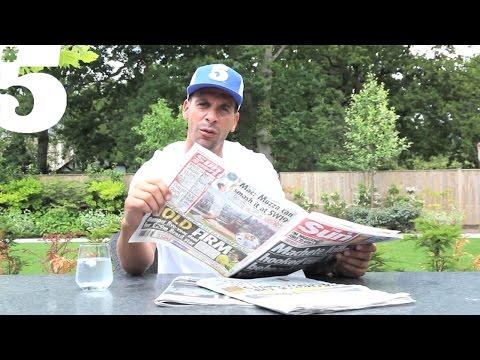 Rio Ferdinand Presents #FerdysFootyRumours | #5 Magazine
