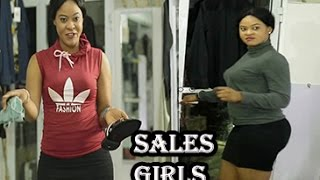Sales Girls