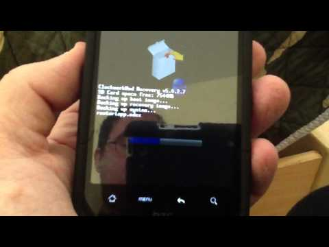 How to fix HTC boot loop