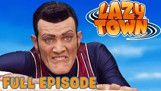 Lazy Town | Sleepless in Lazy Town | Season 1 Full Episode
