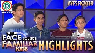 YFSF Kids 2018 Highlights: TNT Boys & Sam Shoaf as ABBA | Week 15 Mentoring Session