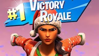 Playing fortnite but it's competitive