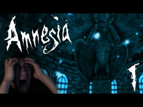 Amnesia: The Grey Eagle | Part 1 | NEW WAYS TO DIE