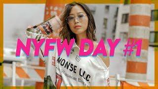 NYFW Day 1: Cardi B & Nicki Minaj recap, Monse show // Vlog #61 | Aimee Song