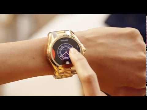 Taylor Hill | Michael Kors Access Smartwatch