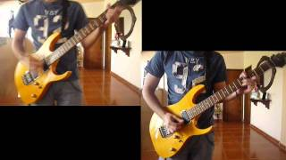 Foo Fighters the pretender instrumental cover