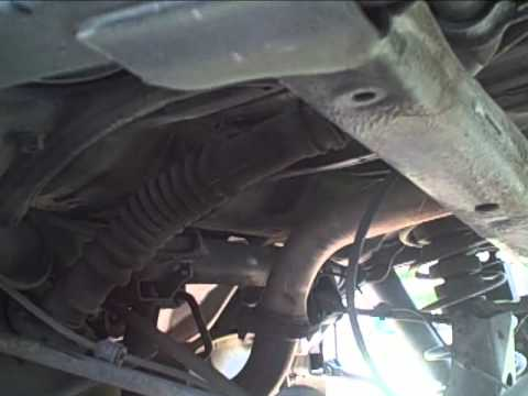 99 4Runner rear coil springs and air bag install