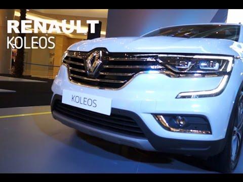 Lebih Dekat Dengan New Renault Koleos (Video)