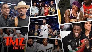 NBA All-Star Game Brought Some All-Star Fashion To LA | TMZ TV
