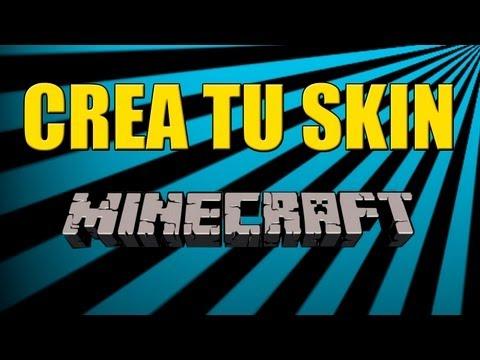 Guía Básica de Minecraft   Como crear Skins para Minecraft CON y SIN Programa