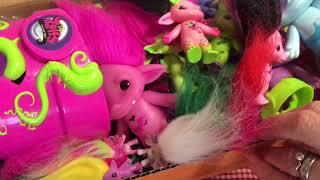 eBay And Amazon Doll Haul Disney Rapunzel My Scene Dc Superhero Ariel And More