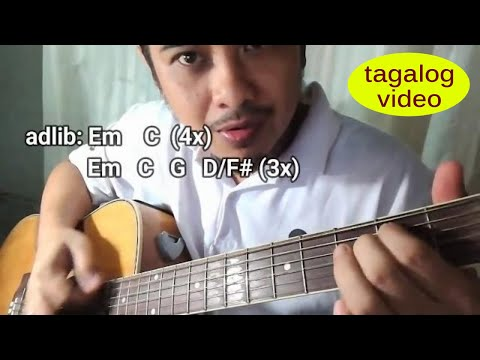 Zombie chords guitar tutorial (The Cranberries) for Filipino fans - Dolores O'Riordan