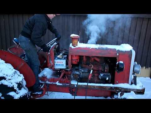 valmet 361 kylmäkäynnistys