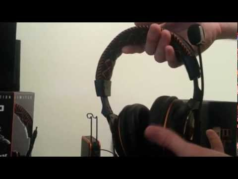Review- Turtle Beach Ear Force Tango Black Ops 2 Limited Edition Headset