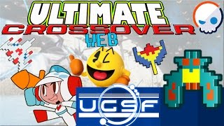 The Namco Timeline: UGSF | Ultimate Crossover Web