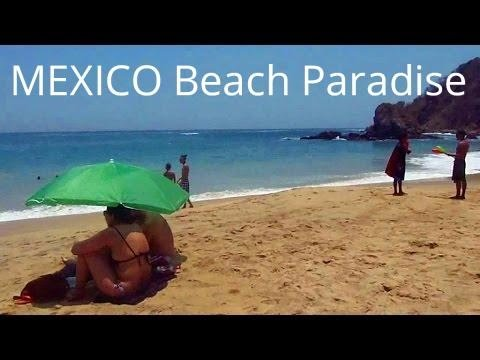 Mazunte, MEXICO! Gorgeous Mexican Beach Destination (Oaxaca)