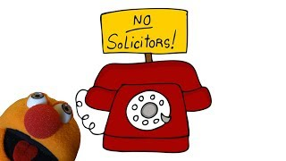 Funny Way to Deal with Telemarketers! Get Rid of Telemarketers & Scammers Funny Prank Phone Call!