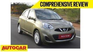 Download Nissan Micra 2013 Facelift & CVT   Comprehensive Review   Autocar India 3Gp Mp4
