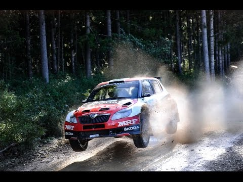 APRC15 - International Rally of Queensland, Australia
