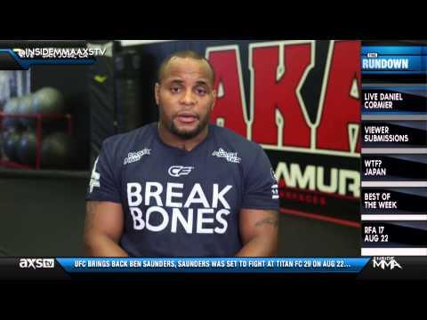 Daniel Cormier Discusses The Jon Jones Brawl on Inside MMA