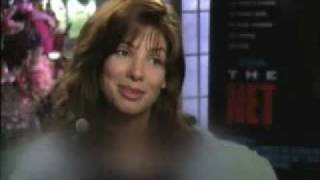 Sandra Bullock Interview The Net