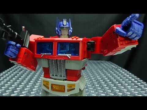 Magic Square LIGHT OF FREEDOM (Optimus Prime): EmGo's Transformers Reviews N' Stuff