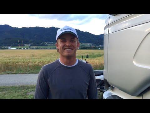 Nico Rosberg: Video Botschaft P1 Austria GP 2015