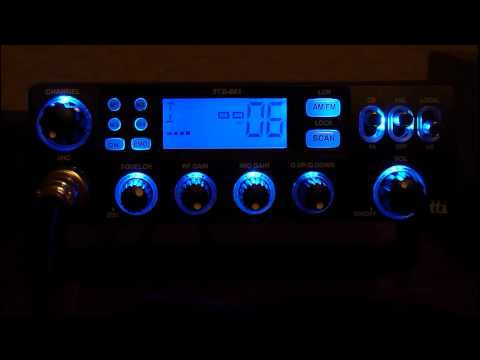 USA Heard From Scotland (Irvine, Ayrshire) On TTI TCB-881 CB Radio #2 (29sep2012)