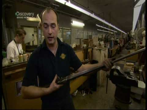 James Purdey & Sons - How To Make A Purdey Gun? - Discovery Channel 02.08.10