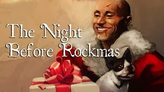 "Twas the Night Before Rockmas - Story Time with Dwayne ""The Rock"" Johnson"