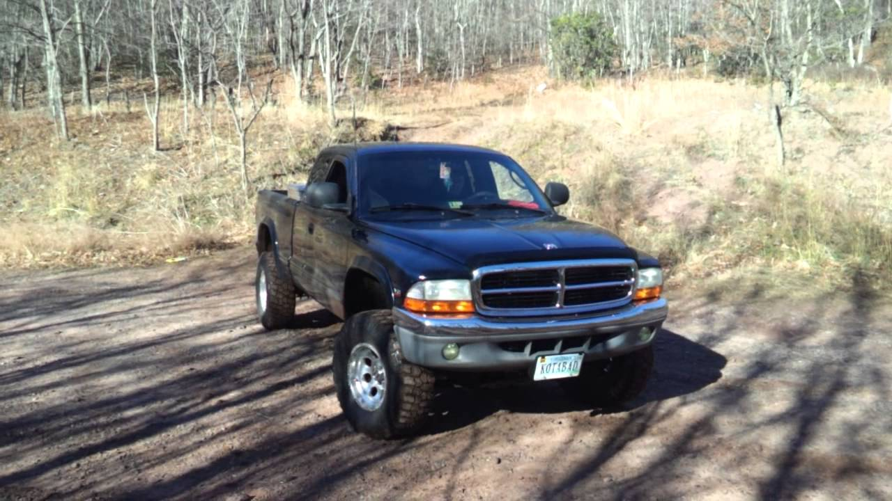 Dodge Dakota 2012 >> Dodge Dakota Off-Road - YouTube