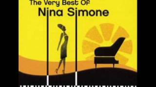 Watch Nina Simone I Think Its Going To Rain Today video