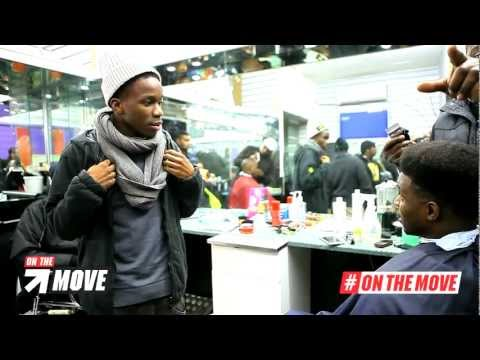 TINCHY STRYDER - ON THE MOVE: - SHOPPING, BARBERS, TALKS BUSINESS