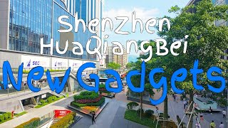 New Gadgets at ShenZhen HuaQiangBei Electronics Market Update