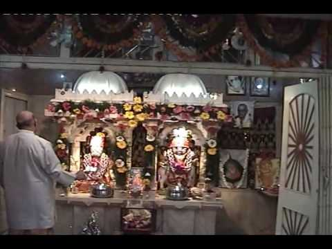 Aarati Shree Datta  - Rang Prabhu Ni - Matri Mandir .wmv video