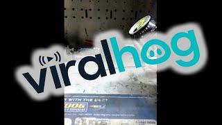 Energy Drink Cleans Better Than Brake Cleaner || ViralHog
