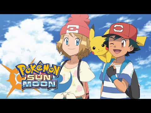 Serena Traveling With Ash Ketchum to the Alola Region for Pokemon Sun and Moon