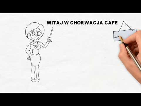 Chorwacja Cafe - Nauka Języka Chorwackiego - Lekcja1
