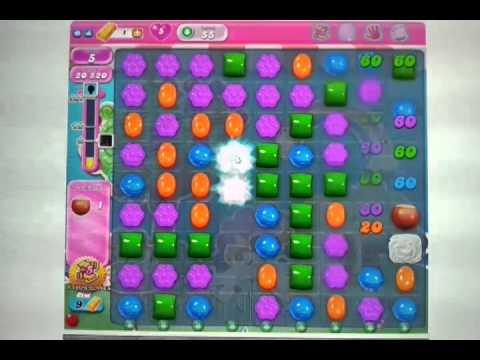Candy crush saga two color bombs