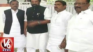 Telangana Congress Leaders To Meet AICC President Rahul Gandhi | Delhi