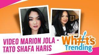 Video 'Panas' Marion Jola - Tato Baru Shafa Harris
