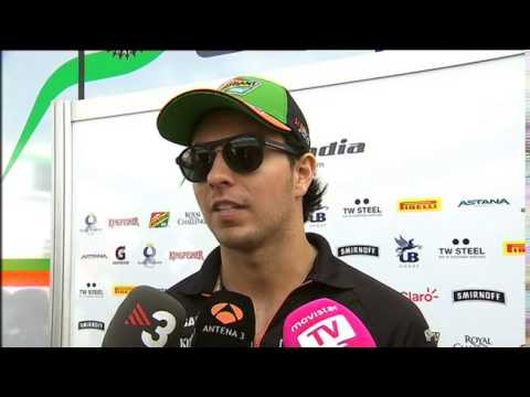 "Sergio Perez: ""Women would be better in the kitchen"""