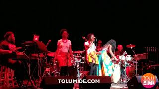 TolumiDE LIVE at Howard Theatre - Mama Sunshine - Full Song