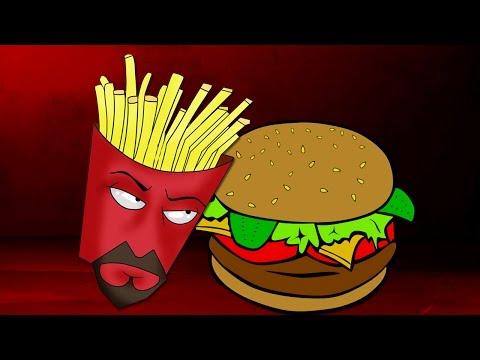 FREE FAST FOOD! Obesity is near.