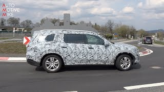 2020 MERCEDES GLS CLASS CONTINUOUS TESTING AT THE NÜRBURGRING