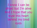 Dido - I&#039;m no Angel with lyrics