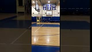 Kid from my school yells at basketball game